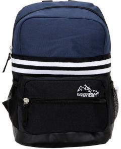 Cambridge Polo Club, Unisex Mini Backpacks, Navy Blue-0