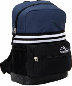 Cambridge Polo Club, Unisex Mini Backpacks, Navy Blue-1