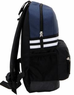 Cambridge Polo Club, Unisex Mini Backpacks, Navy Blue-2