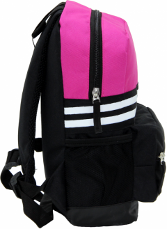 Cambridge Polo Club, Unisex Mini Backpack, Pink-1