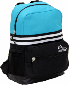 Cambridge Polo Club, Unisex Mini Backpack, Blue-0