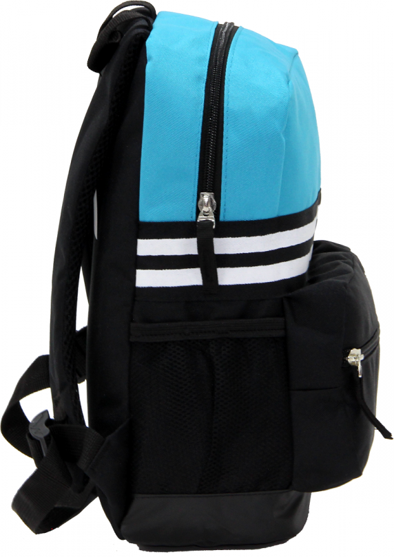 Cambridge Polo Club, Unisex Mini Backpack, Blue