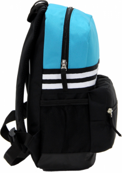 Cambridge Polo Club, Unisex Mini Backpack, Blue-1