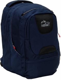 Cambridge Polo Club Plcan1650, Laptop Backpack, Navy Blue-0