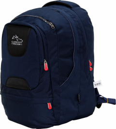 Cambridge Polo Club Plcan1650, Laptop Backpack, Navy Blue-2