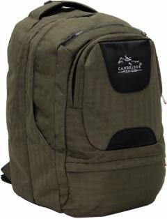 Cambridge Polo Club Plcan1650, Laptop Backpack, Khaki-1
