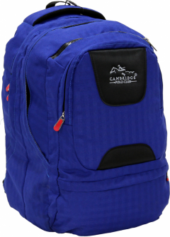 Cambridge Polo Club Plcan1650, Laptop Backpack, Blue