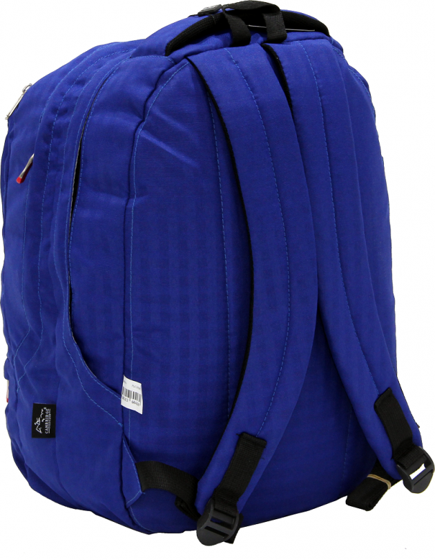 Cambridge Polo Club Plcan1650, Laptop Backpack, Blue