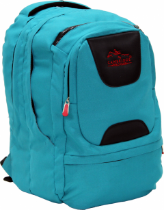 Cambridge Polo Club Plcan1650, Laptop Backpack, Water Green-1