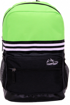 Cambridge Polo Club Plcan1651, Unisex Backpacks, Green-0