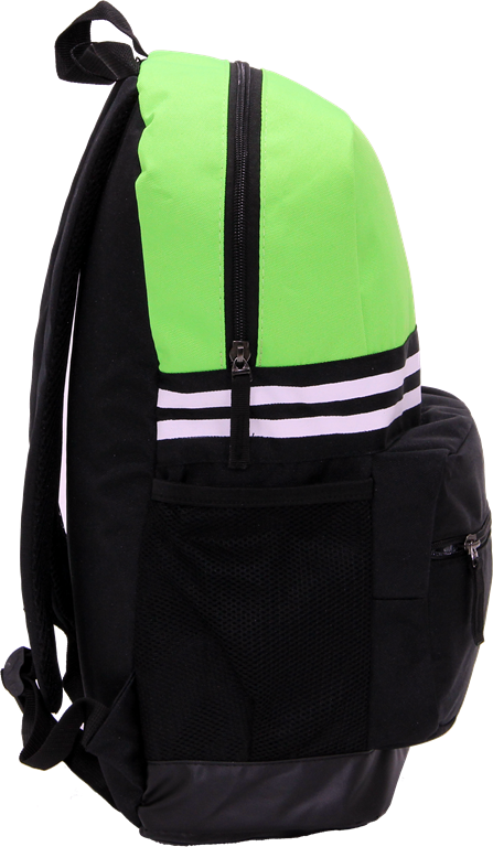 Cambridge Polo Club Plcan1651, Unisex Backpacks, Green