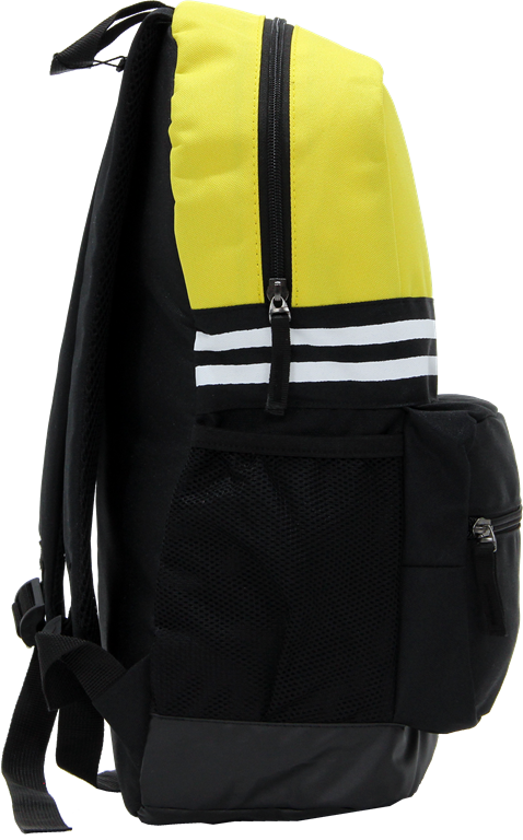 Cambridge Polo Club Plcan1651, Unisex Backpacks, Yellow