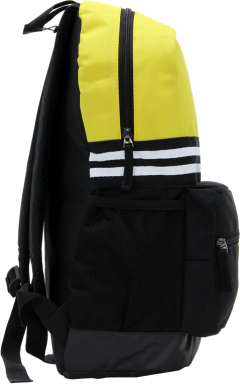 Cambridge Polo Club Plcan1651, Unisex Backpacks, Yellow-2