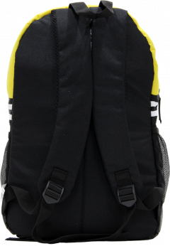 Cambridge Polo Club Plcan1651, Unisex Backpacks, Yellow-3
