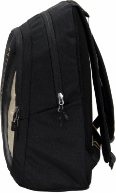 Cambridge Polo Club Plcan1654, Laptop Backpack, Black-1
