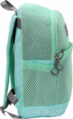 Cambridge Polo Club Plcan1655, File Backpack, Peanut Green-1