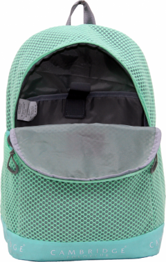 Cambridge Polo Club Plcan1655, File Backpack, Peanut Green-3
