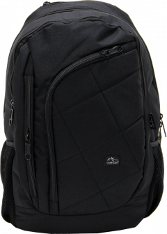 Cambridge Polo Club Plcan1689, Outdoor Backpack, Black
