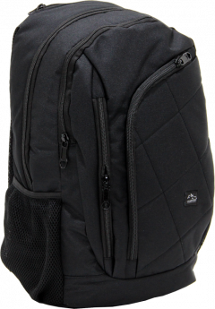 Cambridge Polo Club Plcan1689, Outdoor Backpack, Black-1