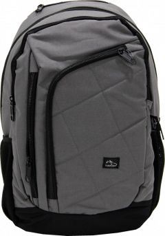 Cambridge Polo Club Plcan1689, Outdoor Backpack, Gray-0