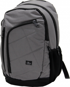 Cambridge Polo Club Plcan1689, Outdoor Backpack, Gray-2