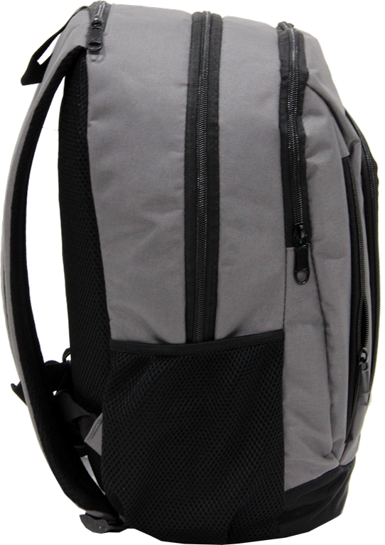 Cambridge Polo Club Plcan1689, Outdoor Backpack, Gray