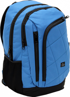 Cambridge Polo Club Plcan1689, Outdoor Backpack, Turquoise-1