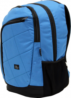 Cambridge Polo Club Plcan1689, Outdoor Backpack, Turquoise-2