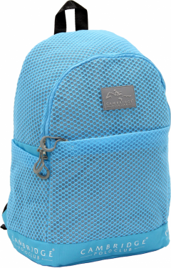 Cambridge Polo Club Plcan1655, File Backpack, Blue-0