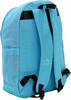 Cambridge Polo Club Plcan1655, File Backpack, Blue-2