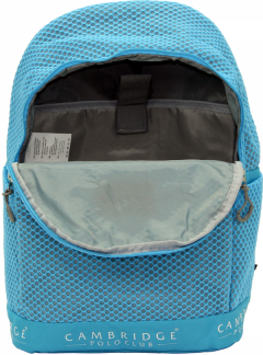 Cambridge Polo Club Plcan1655, File Backpack, Blue-3