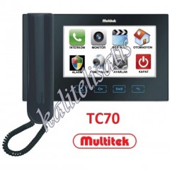 Multitek Tc70 Dokunmatik Lcd Monitör
