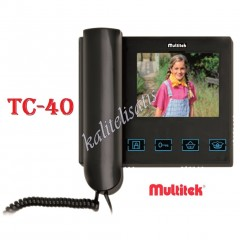 Multitek Tc40 Dokunmatik Lcd Monitör