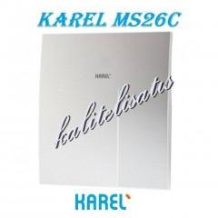Karel MS26C 2 Harici 6 Dahili Telefon Santrali