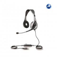 Jabra Uc Voice 150 Duo NC MS USB Kablolu Çağrı Merkezi Kulaklık