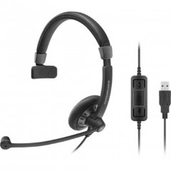 Sennheiser SC 40 USB CTRL Mono Çağrı Merkezi Kulaklık