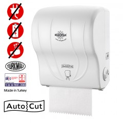 Rulopak                AUTO CUT Otomatik Kesme Kağıt Havlu Makinesi