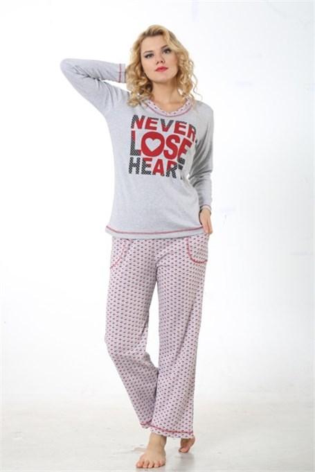 İnt.Bayan Pijama Takım