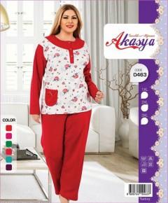 İnt.Battal Bayan Pijama Takım