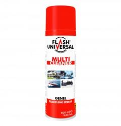 Flash Universal Çok Amaçlı Genel Temizlik Spreyi 500ml
