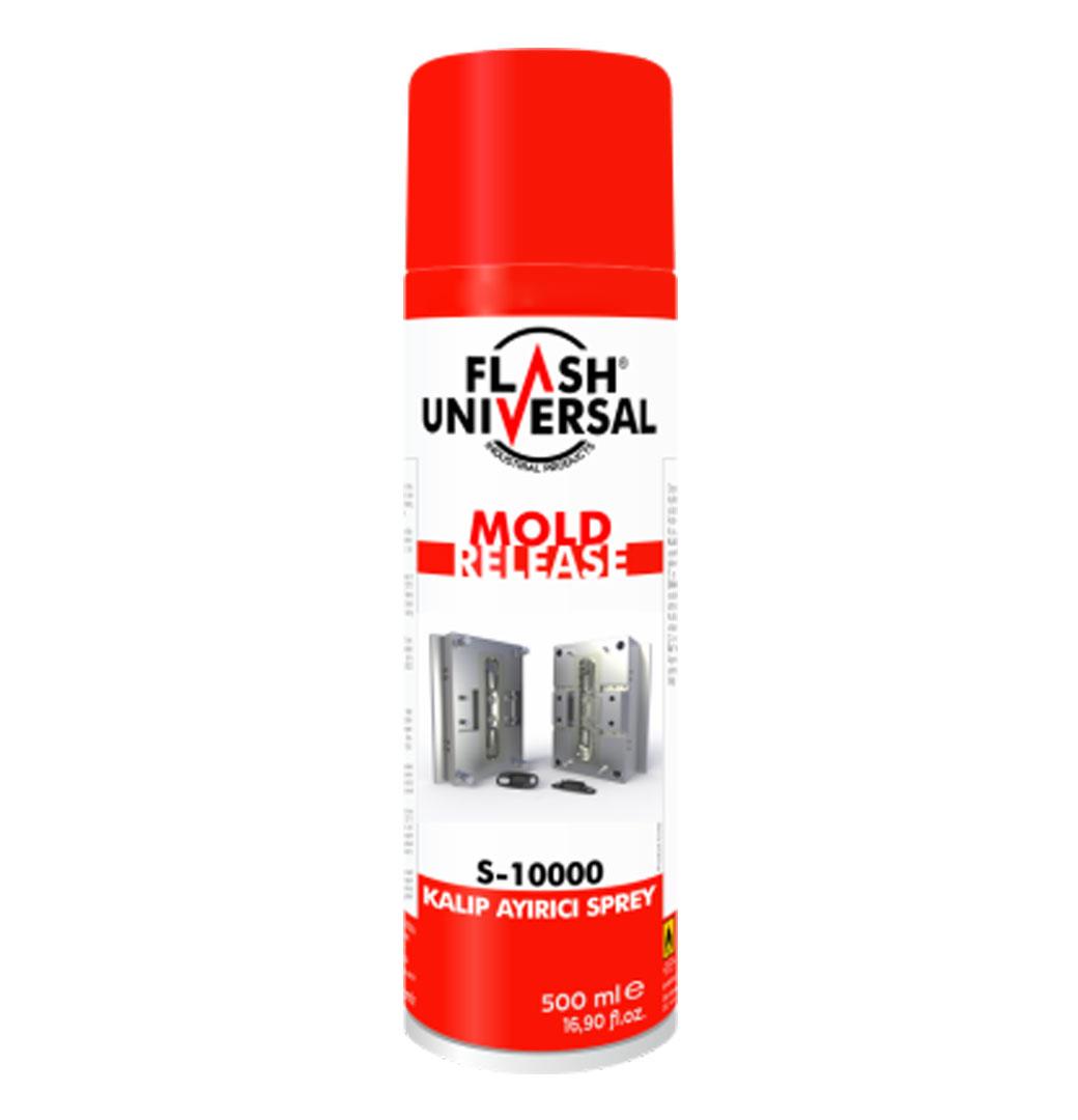 Flash Universal Kalıp Ayırıcı S-1000 Sprey 500ml