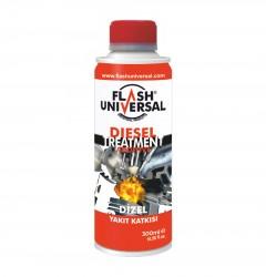 Flash Universal Dizel Motor Yakıt Katkısı - 300ML.