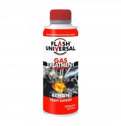 Flash Universal Benzin Motor Yakıt Katkısı - 300ML.
