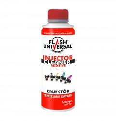 Flash Universal Dizel Ve Benzin Motor Enjektör Temizleme Katkısı - 300ML.-0