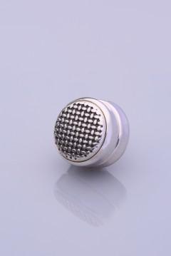 Gümüş Kaplama Eşarp Mıknatısı 06-0904-44-10-T