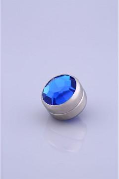 Saks Mavisi Basic Eşarp Mıknatısı BASIC SERİSİ 06-0100-32-40-T