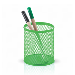 CASSA Metal File Kalemlik, Yeşil Renkli – 8900