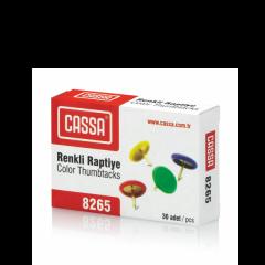 CASSA Raptiye, Renkli – 8265