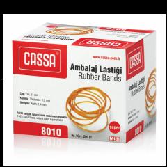 CASSA Ambalaj Lastiği, %100 Kauçuk, 200 gr, Midi – 8010