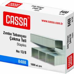 CASSA Zımba Tabancası Çakma Teli, No:13/8 – 8488